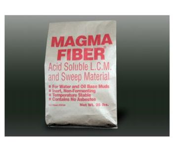 Magma Fiber - Acid Soluble LCM and Sweep Material