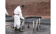 Liquid Boot - Vapor Intrusion Barrier Systems