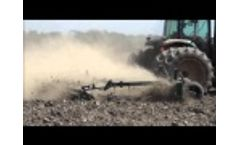 ECS House 12 Row Pulverizer in Action Video