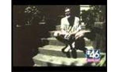 The Original Rainwater Pillow TV News Report - Rainwater Harvesting - Video