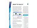 BREEZE 3DAnalyst Tech Sheet (PDF 3.34 MB)
