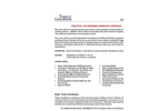 Practical Air Dispersion Modeling Workshop (Miami, Philadelphia)- Course Agenda Brochure