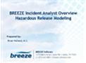 BREEZE Incident Analyst Overview - Presentations