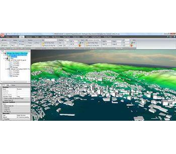 BREEZE ExDAM - 3D Extend Module