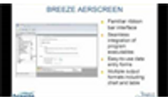 BREEZE AERSCREEN Overview Video