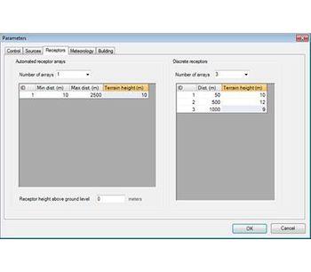 Air Dispersion Screening Tool-4