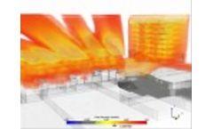 BREEZE ExDAM: Building Structure Demonstration - Lakeshore Condo Scenario Video