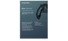 Scanmudring - ROV Dredge System Brochure
