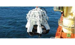Scanmudring - Model 3.2 - Hydraulic Operated Orange Peel Grab System