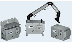 Model V Series - Portable, Stationary and Downdraft Bench Dust Collectors