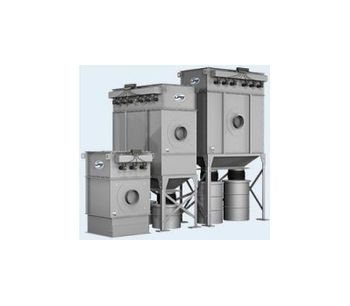 Model BDC Series - Compact Baghouse Dust Collector