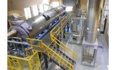 BIO-SCRU - Biosolids Dryer System