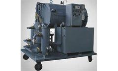 NAKIN - Model TJ Series - Coalescence-separation Oil Purifier