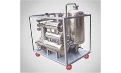 NAKIN - Model TYK Series - Phosphate Ester Fire-resistant Oil Purifier
