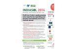 INDIASOL 2014 - Brochure