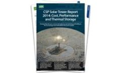 Solar Tower Report 2014:Cost, Performance and Thermal Storage