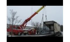 Proper Unloading and Handling of Blower Systems
