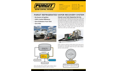 Purgit - Refrigerated Vapor Recovery System - Brochure