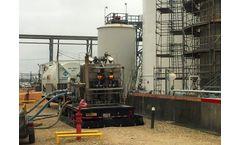 VRU Storage Tank Degassing Services