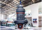 Model MB5X158 - Pendulum Suspension Grinding Mill