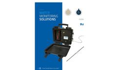 HYDREKA - Model BubbleFLO - Bubbler Flowmeter - Brochure