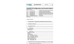 HYDREKA - Model HydrlNS 2 EO - Electromagnetic Insertion Probe - Manual
