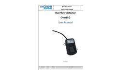 HYDREKA - Overflow Detector - Manual