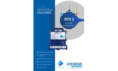 Hydreka DTU 2 Water Management Controller - Brochure