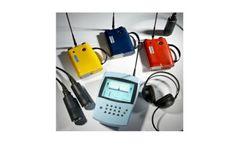 HYDREKA - Model MicroCall + - Digital Leak Noise Correlator