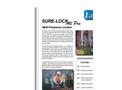 Heath SURE-LOCK - Model ALL PRO™ - Selling Locator - Brochure