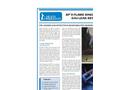 Portable Flame Ionization Gas Leak Detector DP4 Brochure