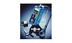 Detecto-Pak 4 (DP4) - Portable Flame Ionization Gas Leak Detector