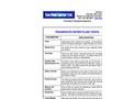 Phosphate Ester Fluid Tests Report