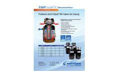 Oil Bath Air Filter - Brochure