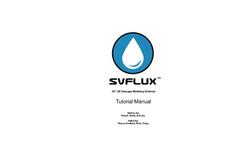 SVFlux Tutorial Manual