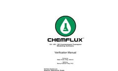 ChemFlux Verification Manual (PDF 572 KB)