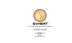 SVHeat Verification Manual