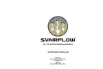 SVAirFlow Verification Manual (PDF 353 KB)