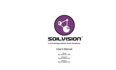 SoilVision User`s Manual (PDF 1.061 MB)