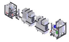 Hamann - Model HL-CONT Plus - Oceancruise Advanced Wastewater Purification (AWP) Systems