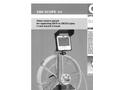 SanScope - Model 6,0mm/50m CCD - CCD LED Color Camera - Brochure