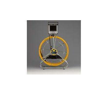SanScope - Model 6,0mm/50m CCD - CCD LED Color Camera