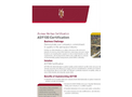 AS9100 Brochure (PDF 197 KB)