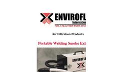 ESE Welding Smoke Extractors Brochure