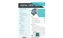 AUSTAL View - Lagrangian Particle Tracking Air Dispersion Model - Brochure