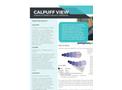 CALPUFF View - Long Range Puff Air Dispersion Model - Brochure