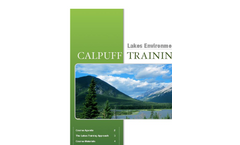 Calpuff Training - Brochure