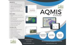 AQMIS Cloud - Air Quality Management Information System - Brochure