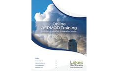 Online AERMOD Training Brochure