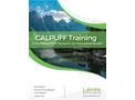 CALPUFF Training Brochure